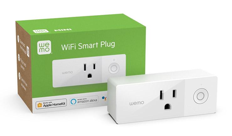 Wemo Mini Smart Plug first HomeKit product to use software authentication