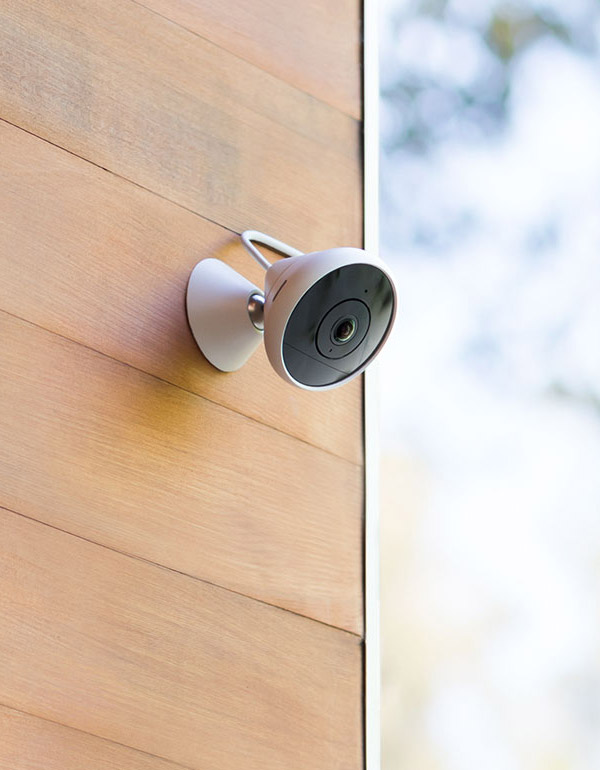Logitech Circle 2 Home Security Camera - Wired
