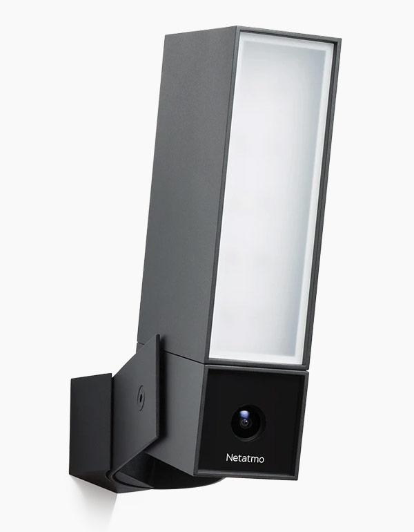 Netatmo Presence Smart Outdoor Security Camera