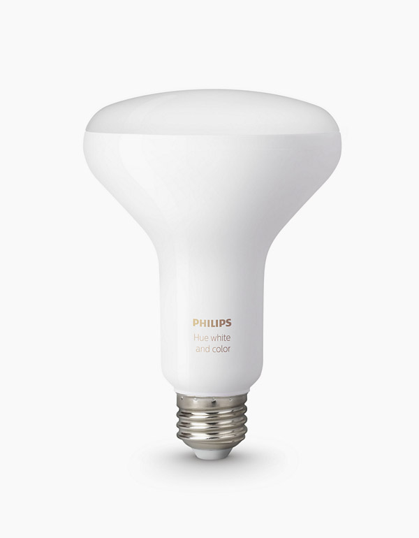 Philips Hue White and Color Ambiance BR30 bulb
