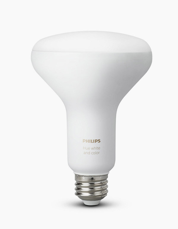 Philips Hue White & Colour Ambiance BR30 Bulb ...