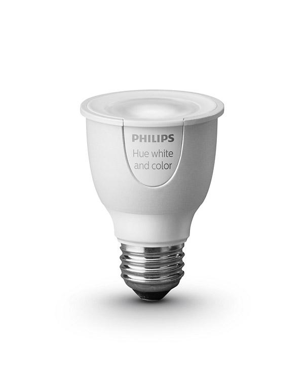 Philips Hue White & Colour Ambiance PAR16 Bulb
