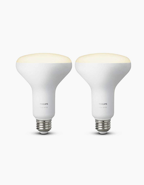 Philips Hue White BR30 Bulbs with Bluetooth & ...