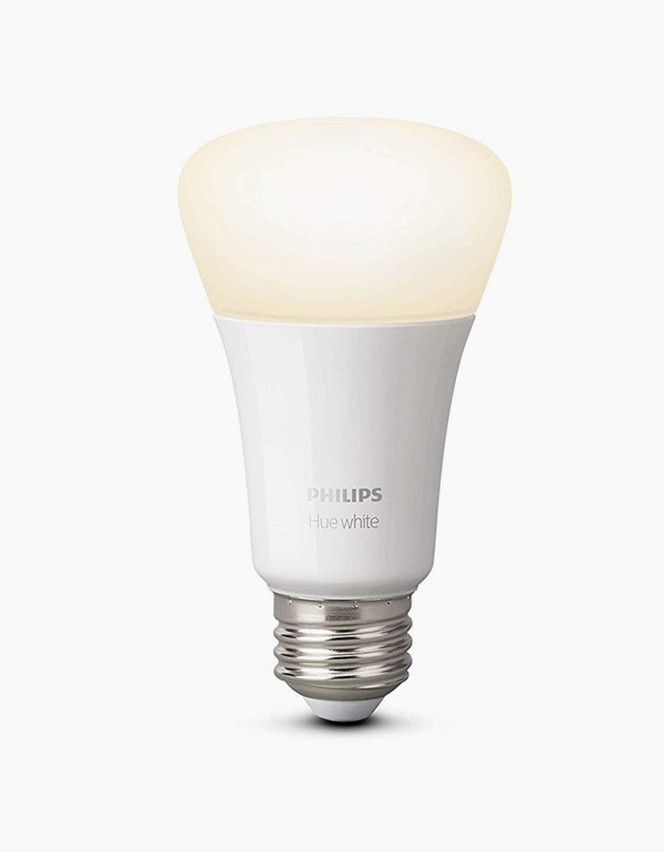 Philips Hue White Bulb A19 with Bluetooth & Zi...