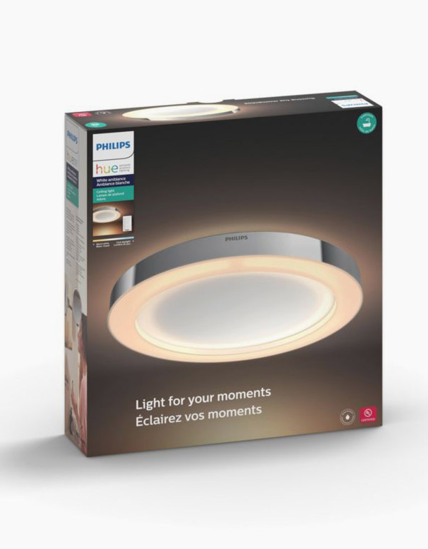 Philips Hue Adore White Ambiance Ceiling Light