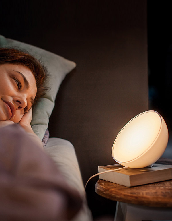 Philips Hue White & Colour Ambiance Go Portable Light