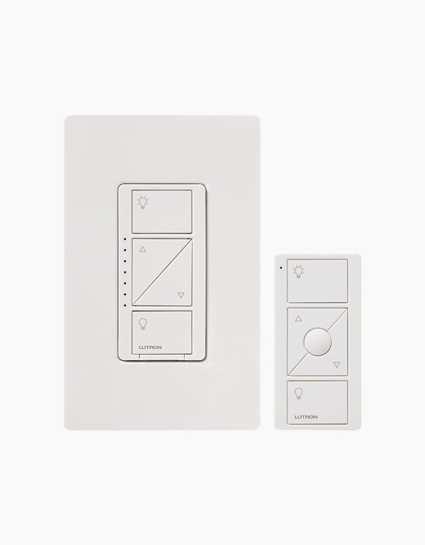 Lutron Caseta Smart Lighting Dimmer and Remote Kit