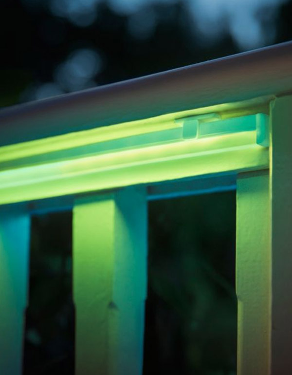 Philips Hue White and Color Ambiance LightStrip Outdoor 2 m