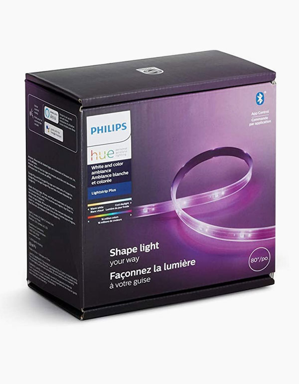 Philips Hue Lightstrip Plus V4 with Bluetooth
