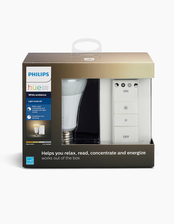 Philips Hue White Ambiance Wireless Dimming Kit