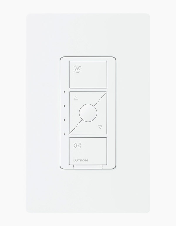 Lutron Caseta Smart Fan Speed Control Switch