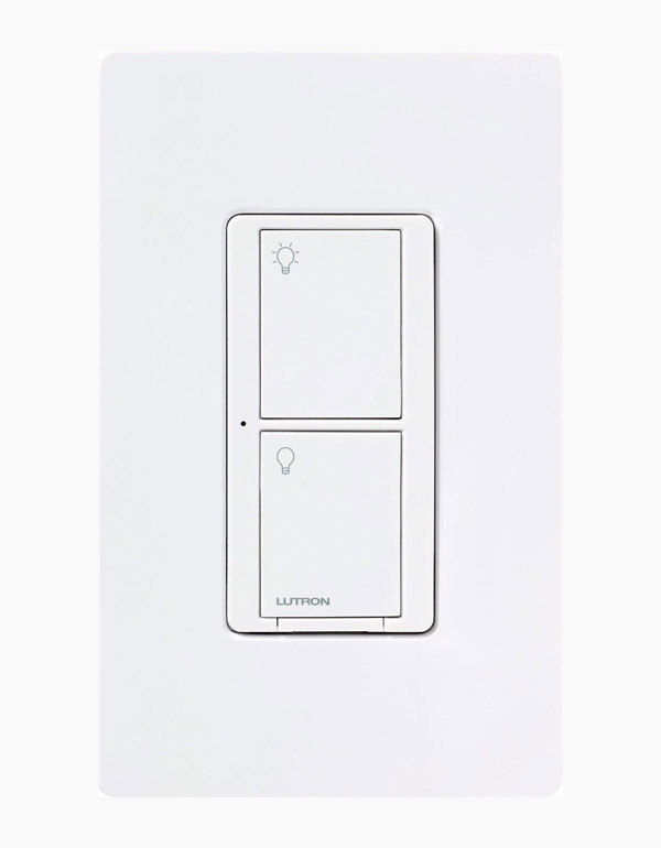 Lutron Caseta Light and Fan Switch