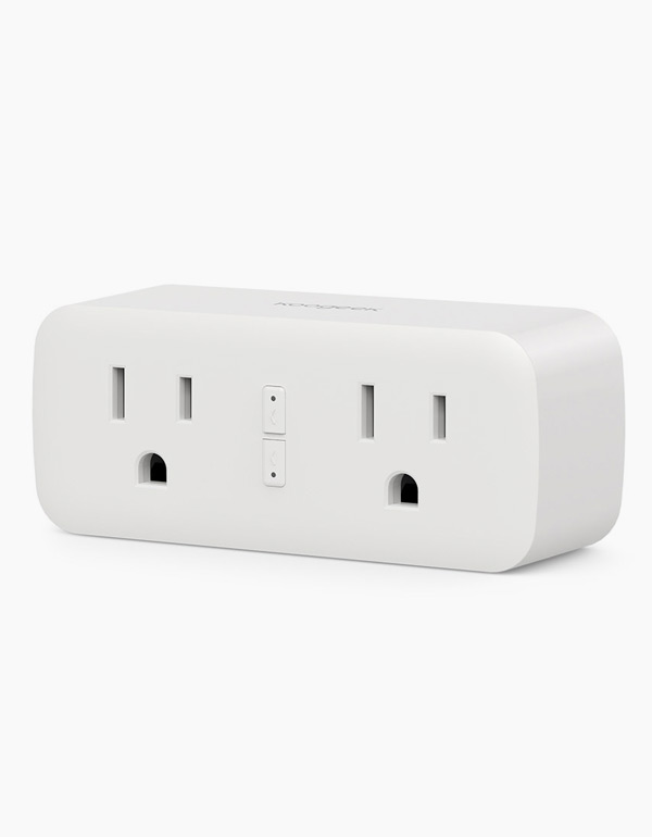 Koogeek 2-in-1 Smart Plug