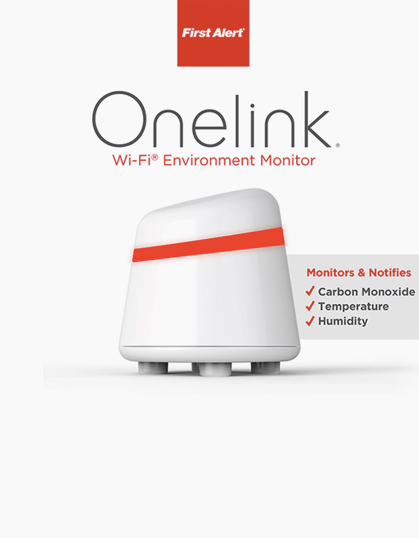 Onelink Wi-Fi Environment Monitor