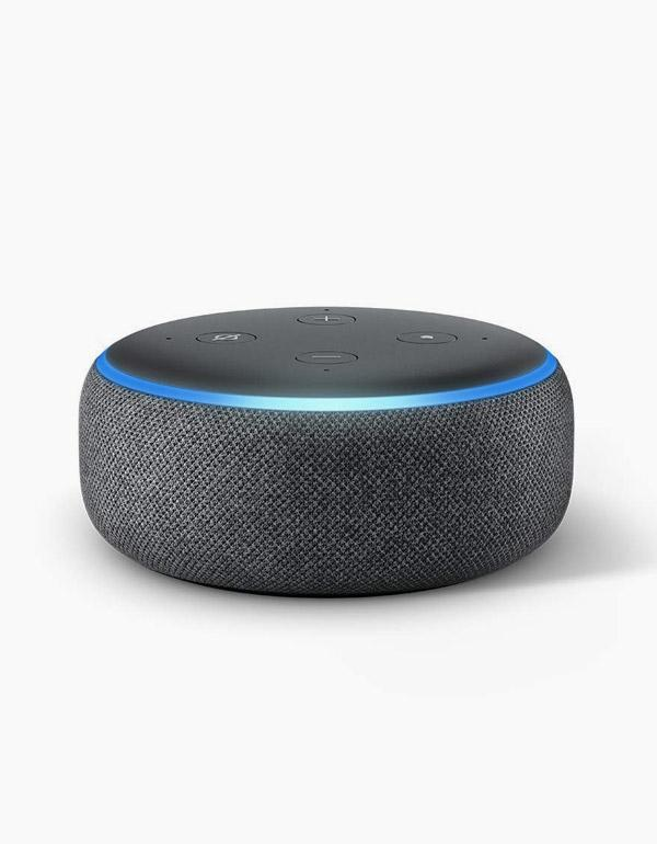 Amazon Echo Dot 3 - Charcoal