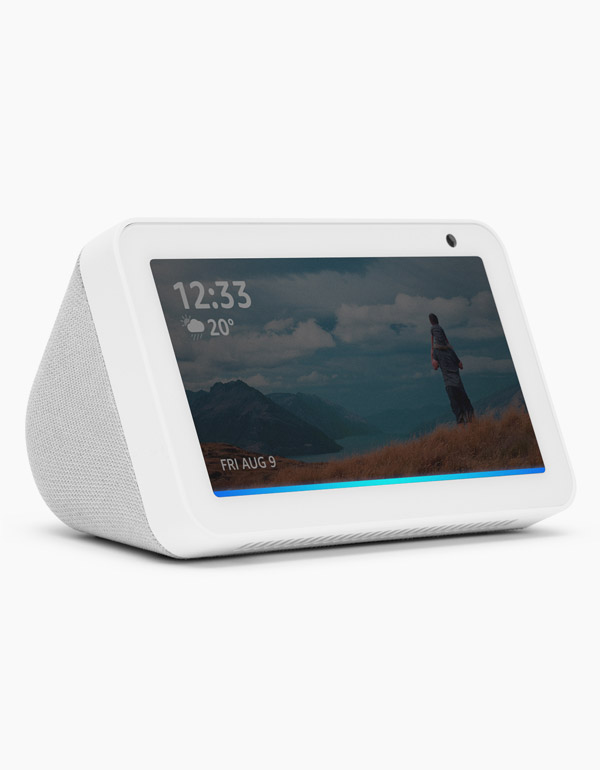 Amazon Echo Show 5 - Sandstone